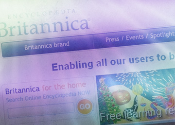 Coping with Disruptive Change: The Britannica Way